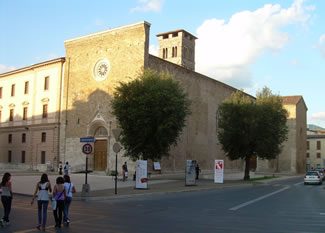 Chiesa Sant'Agostino a Rieti