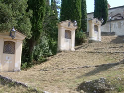 Convento Sant'Antonio al Monte a Rieti