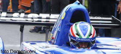 Simone Faggioli vincitore Coppa Carotti 2009