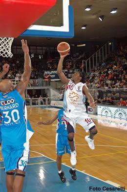 Il basket a Rieti dalla Korac