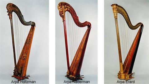 Arpe Holtzman Naderman Erard