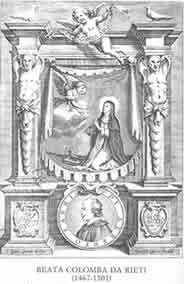 Beata Colomba da Rieti