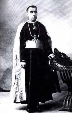 Monsignor Massimo Rinaldi
