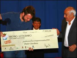 Premio Letterario Città di Rieti Premiazione 2008