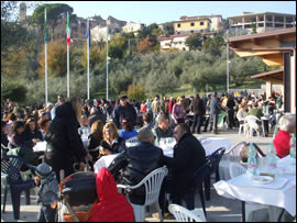 Festa dell'olio a Salisano