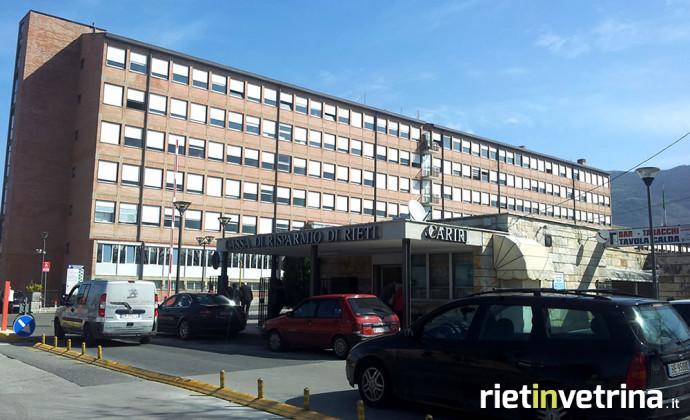 Ospedale De Lellis di Rieti