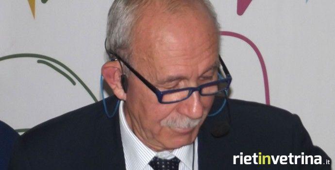 Il presidente Andrea Ferroni