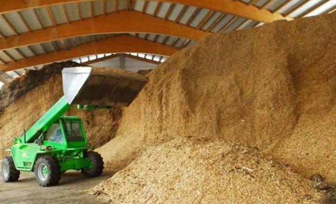 Impianto a biomassa