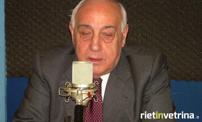 Giuseppe Emili, sindaco di Rieti