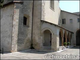 Sant'Antonio al Monte di Rieti