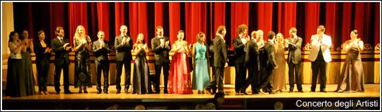 Reate Festival MMX - Concerto degli Artisti