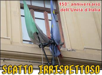 Scatto Irrispettoso, 105° Anniversario Unità d'Italia