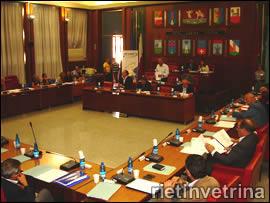 Consiglio provincia di Rieti