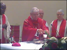 Monsignor Delio Lucarelli