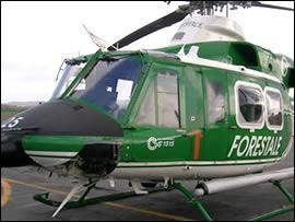 Elicottero CFS