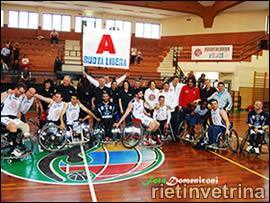 ARuotaLibera Solsonica Rieti in Serie A