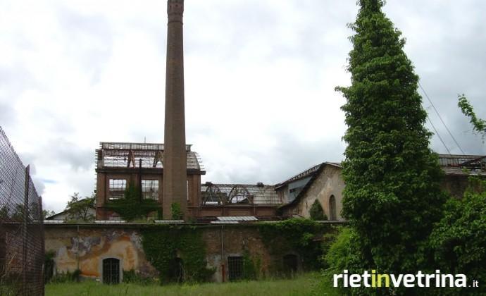 Ex zuccherificio a Rieti