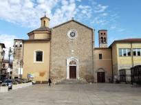 Rieti, chiesa San Francesco