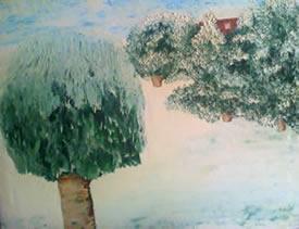 "PLAguzzi Rieti ""Nevicata"""