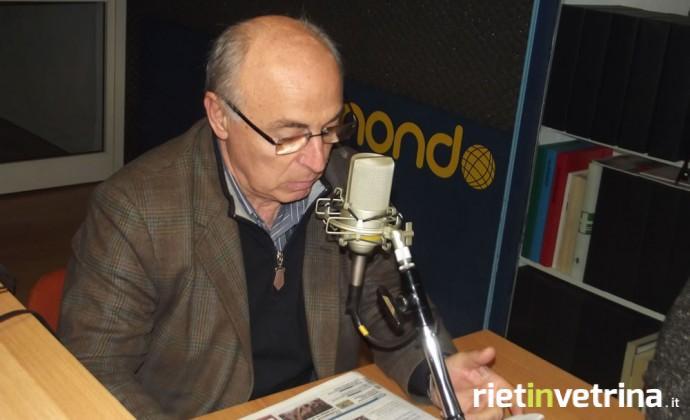 Alvise Casciani UIL Rieti