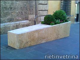 Fioriere in via roma cons bigliocchi arredo urbano o for Arredo urbano roma