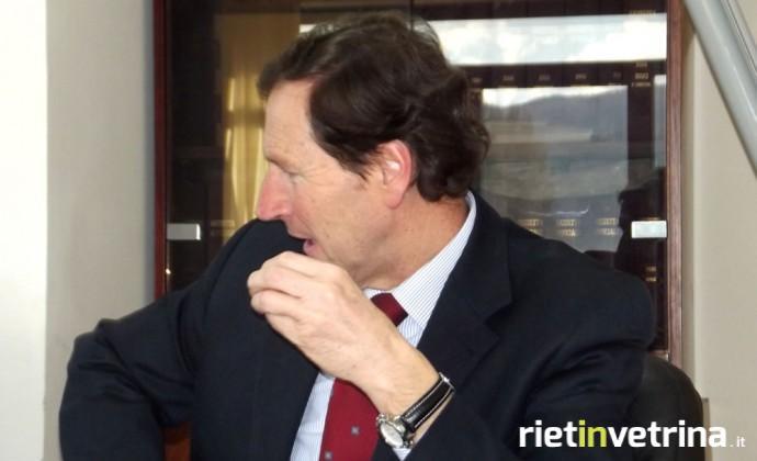 Ivano Paggi, Comune di Rieti