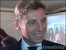 Aldo Forte, assessore Regione Lazio