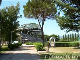 Campo di Atletica Guidobaldi di Rieti