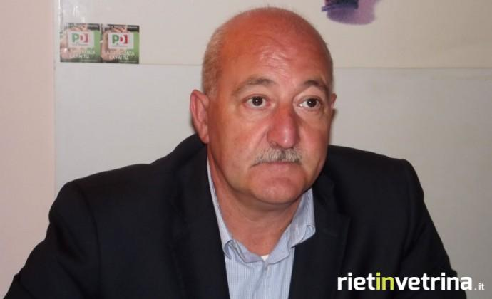 Antonio Ventura, candidato segretario provinciale PD