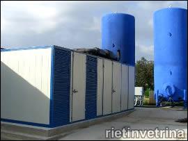 Centrale a biomasse a Fara Sabina