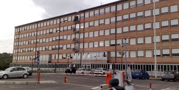 Ospedale De Lellis Rieti