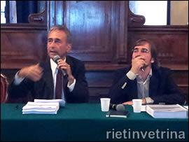 Comune di Rieti, Degni Assessore al bilancio