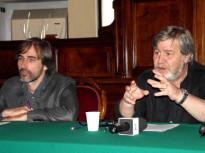 Conferenza stampa al Comune di Rieti