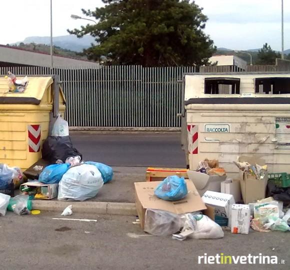 Rieti non paga e viterbo rifiuta l 39 immondizia rietinvetrina for Mercatino usato viterbo