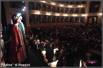 "Rieti, Reate Festival 2012 - ""Adina"" di Rossini"