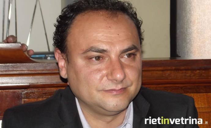 Andrea Cecilia, Assessore all'Urbanistica del Comune di Rieti