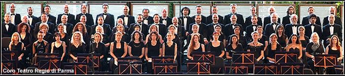 Rieti, Reate Festival 2012 - Coro Teatro Regio di Parma
