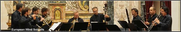 Rieti, Reate Festival 2012 - European Wind Soloists