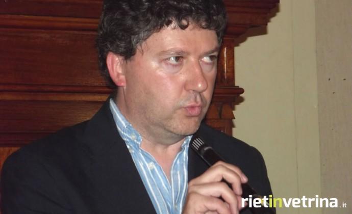 Marrone, Presidente consiglio comunale di Rieti