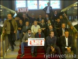 Regione Lazio, gruppo opposizione