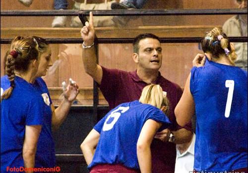 Coach Iannuzzi, Fortitudi Cottà di Rieti