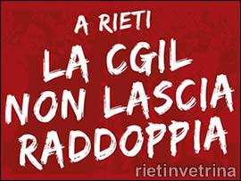 CGIL Rieti