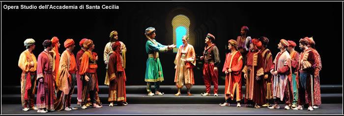 Rieti, Reate Festival 2012 - Opera Studio dell'Accademia di Santa Cecilia