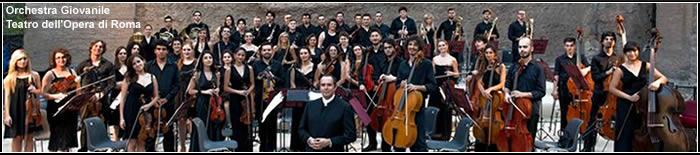 Rieti, Reate Festival 2012 - Orchestra Giovanile Teatro dell'Opera di Roma