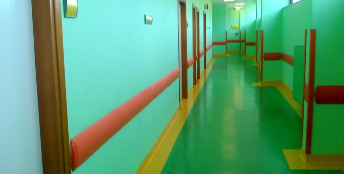 Ospedale San Camillo De Lellis di Rieti