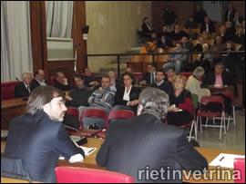 Assemblea dei sindaci a Rieti