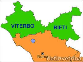 Accorpamento Rieti-Viterbo
