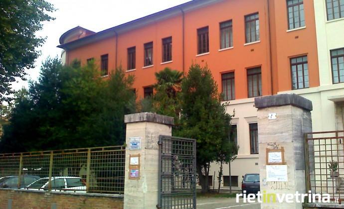 Scuola Marconi a Rieti