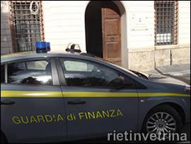 Guardia di Finanza negli uffici finanziari del Comune di Rieti