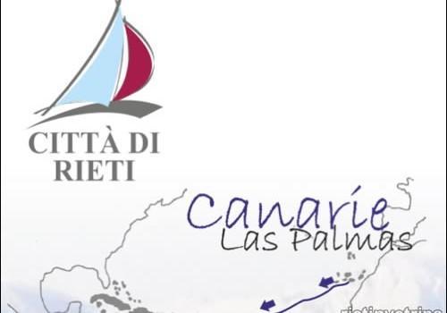 """Imbarcazione """"Città di Rieti"""" regata transaoceanica 2012"""